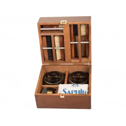 RED WOODEN BOX GL