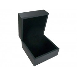 BLACK PAPER BOX EMPTY GL