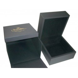 BLACK PAPER BOX EMPTY GL