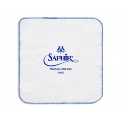 COTTON CLOTH FOR DUSTING AND POLISHING SHOES 32,5χ32,5cm